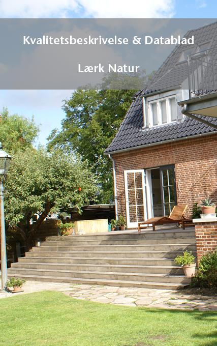 Lærk Natur terrasse