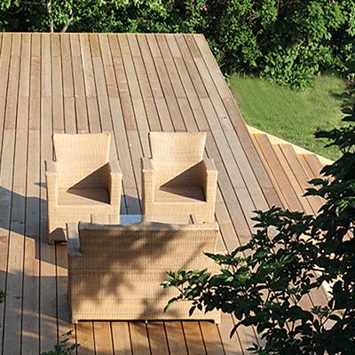 sibirsk lærk terrasse
