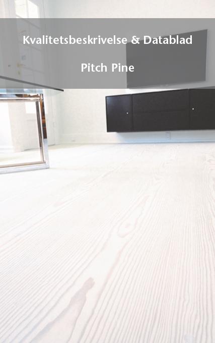 datablad pitch pine select